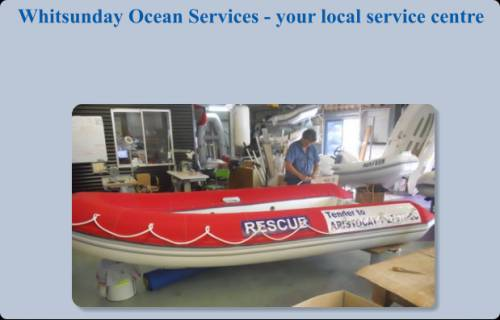 Whitsunday Ocean Services