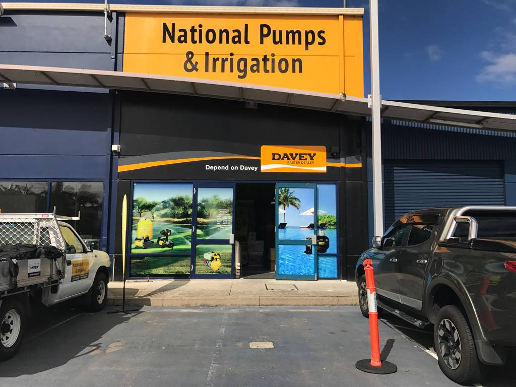 National Pumps  Irrigation