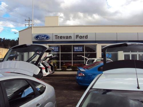 Trevan Ford
