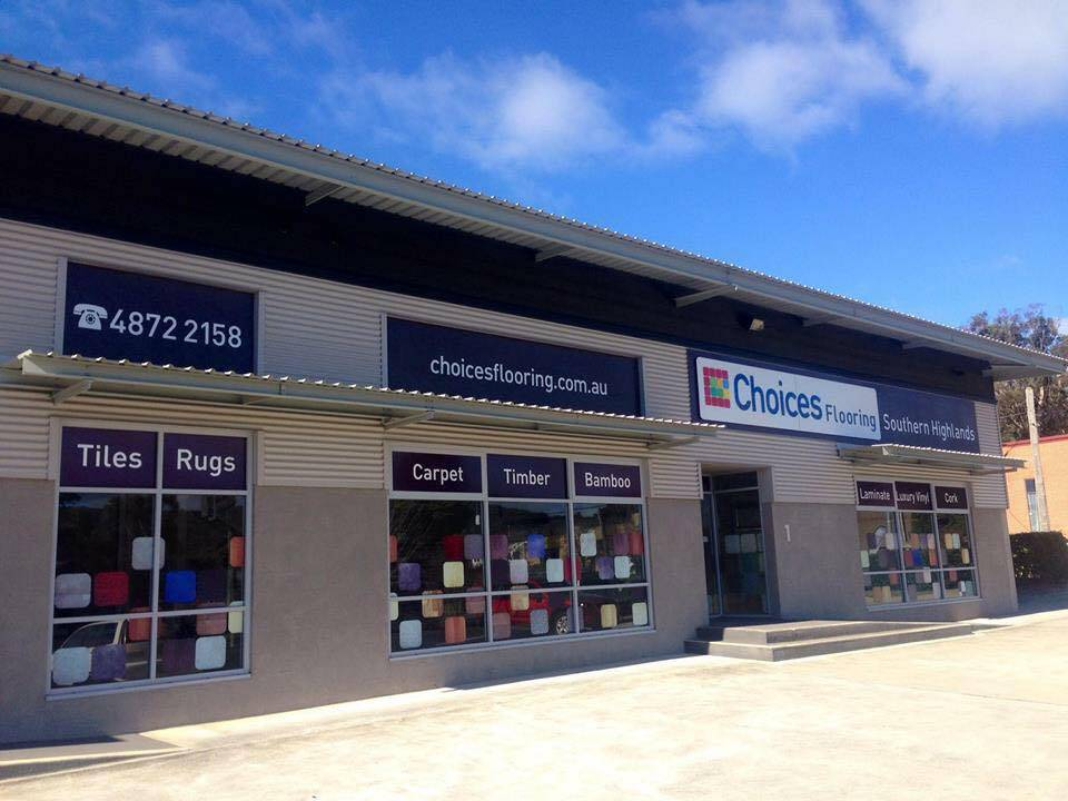 Choices Flooring Southern Highlands