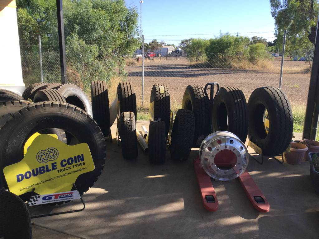 CMF Rural Industrial Tyres  Mechanical