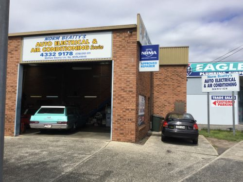 Norm Beattys Auto Electrical Service