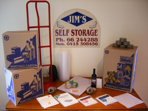 Jims Self Storage