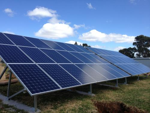 Solar Power Wide Bay Burnett