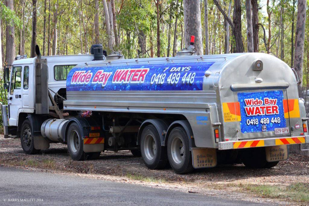 Gympie Wide Bay Water Supplies