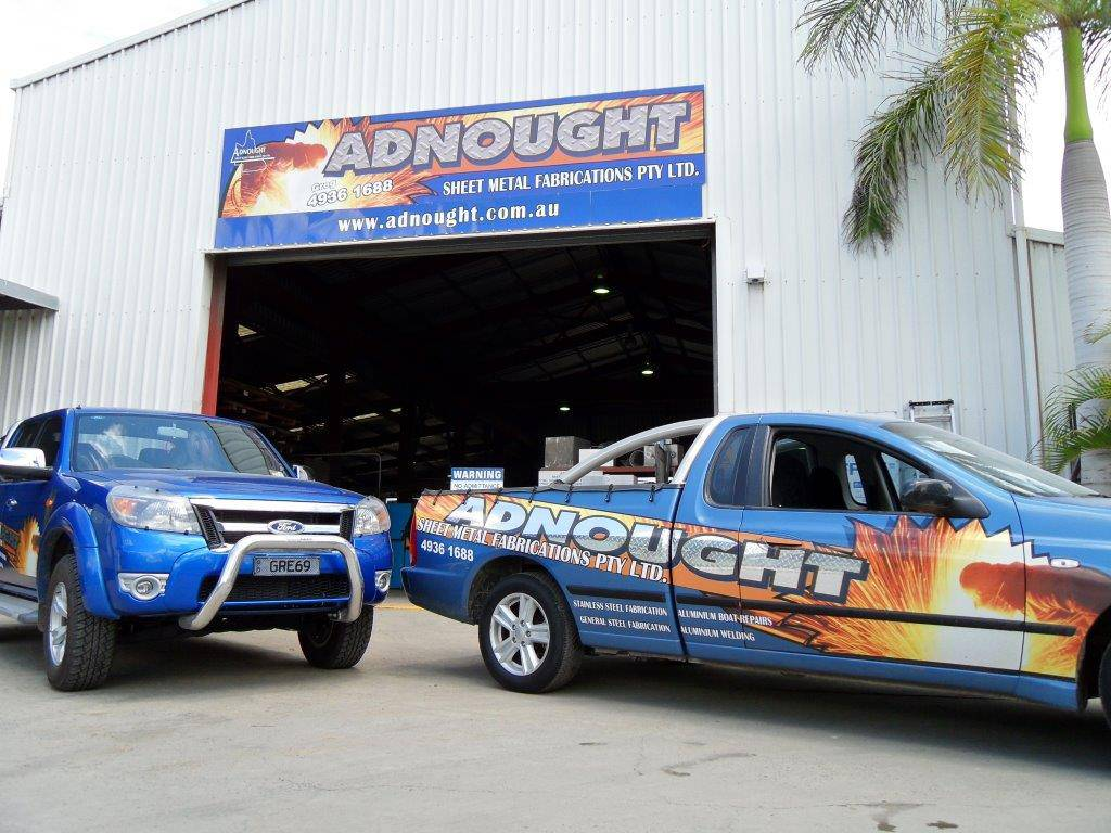 Adnought Sheet Metal Fabrication Pty Ltd