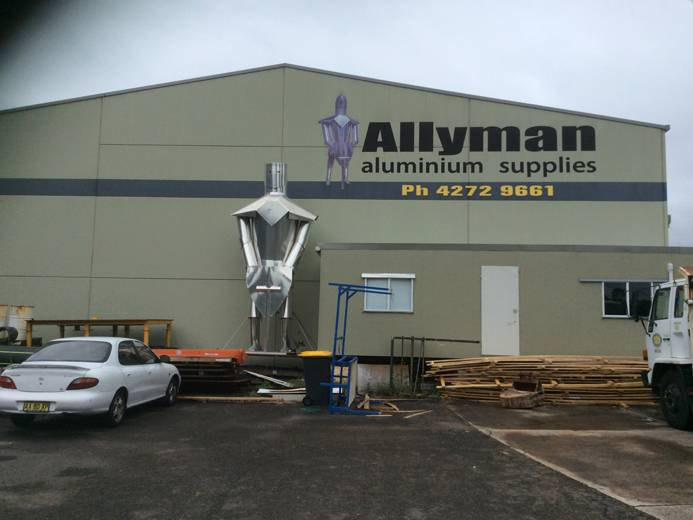 Allyman Aluminium Supplies
