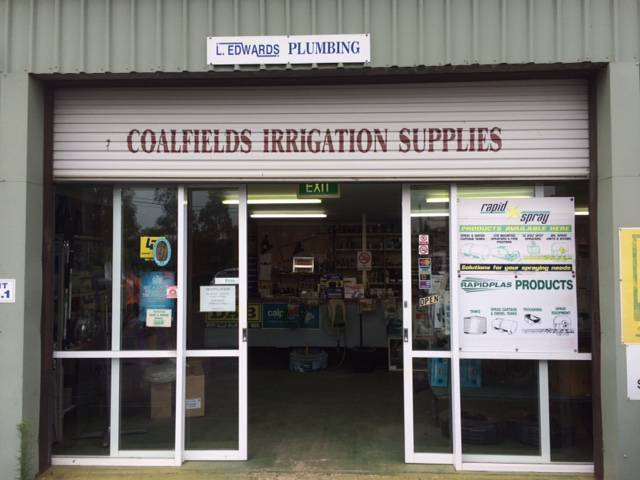 Coalfields Irrigation Supplies