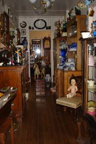 Geordie Lane Antiques  Tea Room